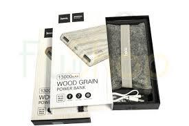 Grateful <b>Аккумулятор Hoco B36</b> Wooden 13000 mAh