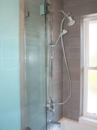 Contemporary Showers Bathrooms Caribbean Blue Contemporary Bath Catherine Nakahara Hgtv