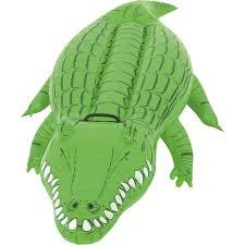 <b>Надувная игрушка Bestway</b> 480174 Crocodile 168х89 см купить по ...