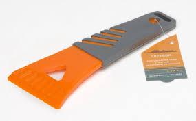 <b>Скребок с резиновой рукояткой</b> (18 см) купить недорого AIRLINE