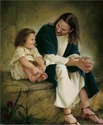Image result for JESUS E AS CRIANÇAS