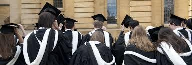 degree ceremonies university of oxford students graduating