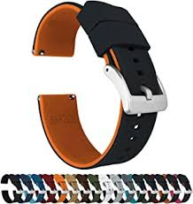 Men's Watchbands - Silicone / Watch Straps / Men ... - Amazon.co.uk