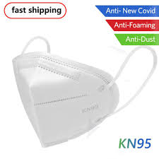 NI  <b>10pcs</b>/set <b>KN95 Mask</b> Disposable Anti-Dust Anti-Virus <b>Mask</b> PM ...