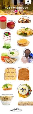 wellness wednesday healthy post workout snacks when to eat 12 healthy post workout snacks provides great options for refueling your muscles great