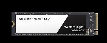 WD <b>Black</b>™ NVMe™ SSD data sheet