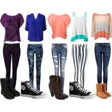 Image result for junior high outfits
