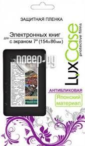 <b>Аксессуар Защитная пленка</b> LuxCase 7.0 антибликовая ...