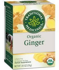 <b>Ginger</b> - Traditional Medicinals - <b>Herbal</b> Wellness <b>Teas</b>