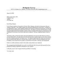 cover letter for an administrative assistant   Template