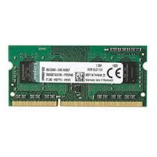 Buy Kingston 4GB 1600MHz DDR3L Laptop RAM ... - Amazon.in