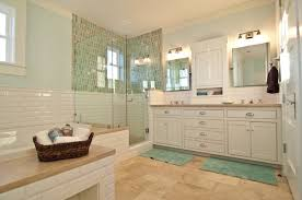 glass door tiny mirror corner shower placement and bathroom color theme separate shower beach theme lighting