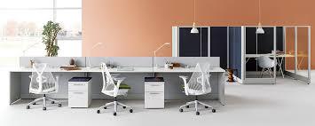action office office furniture system herman miller action office 1 desk