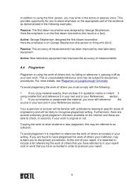 writing a literature review  handout   in addition to using the third person