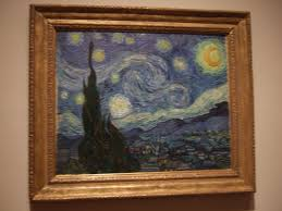 art the books the art and me vincent van gogh starry night 1889