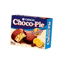 "<b>Пирожное Orion Choco Pie</b> ""Chocochip & Orange"" | Отзывы ..."