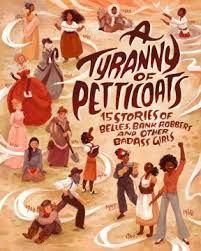 short stories and essays   elizabeth weini have a new short story in a tyranny of petticoats  edited by jessica spotswood  along   fellow contributors j  anderson coats  andrea cremer