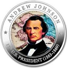 Image result for andrew johnson