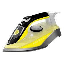 Утюг <b>Polaris PIR 2460AK желтый</b>/черный — купить в интернет ...