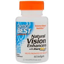 Doctor's Best Natural Vision Enhancers with FloraGlo ... - Health Shop