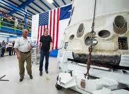 As SpaceX Investigates <b>Falcon 9</b> Failure, NASA Downplays Effect ...