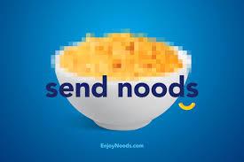 Kraft cancels '<b>send noods</b>' campaign after backlash