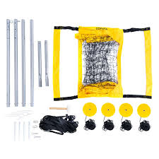 <b>Комплект</b>: Сетка, стойки и <b>разметка</b> для пляжного волейбола 900 ...