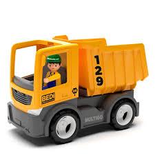 <b>Строительный</b> самосвал с водителем <b>EFKO</b> игрушка 22 см ...