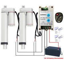 <b>200mm</b> (<b>8</b> in) <b>Stroke</b> Industrial Linear Actuators for sale | eBay