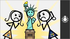 Who Owns The <b>Statue of Liberty</b>? - YouTube