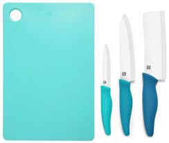 <b>Набор ножей</b> с разделочной доской Xiaomi Ceramic Knife <b>Cutting</b> ...