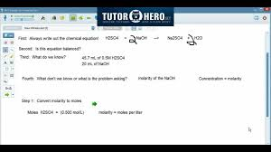 online chemistry molarity titration problem online chemistry molarity titration problem