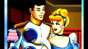 Мульт игра, <b>Королевская свадьба Золушки</b>, Торт для #принцессы ...