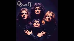 """<b>Queen</b>, """"<b>Queen II</b>,"""""""