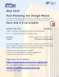 New York State (LeanNY) - Lean Construction Institute
