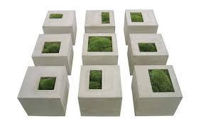 Геометрия как образ мысли — INTERNUM | Бетонные <b>горшки</b> ...