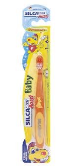 <b>Silca</b>, <b>Зубная щётка</b> Baby Rabbit , артикул 164, цвет в ...