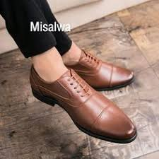 <b>Misalwa New Arrival</b> 2019 Men Oxford Formal Shoes Office ...