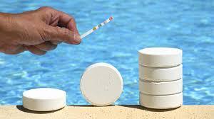 thiết bị bể bơi chlorine