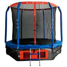 <b>Батут DFC JUMP BASKET</b> 6 ft, d=183 cм, внутренняя сетка ...