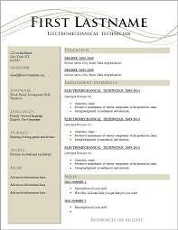 free resume templates   fotolip com rich image and  free resume templates