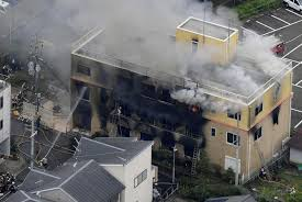 Japan arson <b>attack</b> on <b>anime</b> studio is worst mass killing since 2001