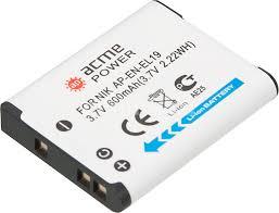 Купить <b>Аккумулятор ACMEPOWER AP</b>-EN-<b>EL19</b>, для компактных ...