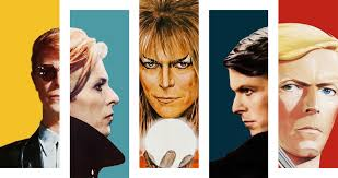 <b>Pin</b>-Ups: <b>David Bowie</b> Goes to the Movies