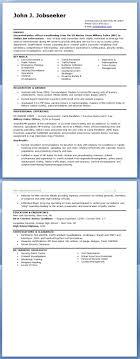 resume for correctional officer resume for correctional officer 0539