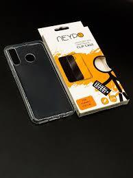 Силиконовый <b>чехол NEYPO для</b> Huawei P30 Lite (прозрачный ...