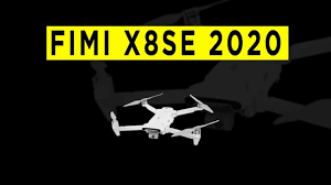 <b>Fimi X8SE 2020</b> 4K Drone Review