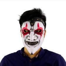 <b>Hot</b> Selling Funny Halloween Mask Colored Clown <b>Vivid</b> Horror ...