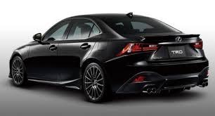 В TRD слегка поработали над Lexus IS - Автомобили - АвтоВзгляд