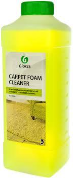 <b>Очиститель ковровых покрытий</b> 1 л <b>Grass</b> Carpet Foam Cleaner ...